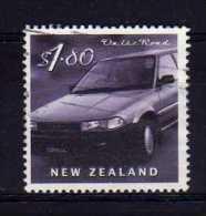 New Zealand - 2000 - $1.80 Motor Cars - Used - Nouvelle-Zélande