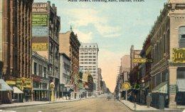 Main Street, Looking, East, Dallas,Texas - Dallas