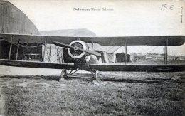 Salmsom, Moteur Salmsom - 1914-1918: 1. Weltkrieg
