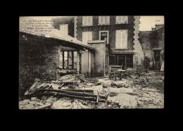14 - GRANDCAMP-LES-BAINS - Cyclone Et Raz De Marée 1909 - Catastrophe - France