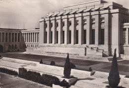 Ph-CPSM Suisse Genève (GE Genève) Palais Des Nations Vue De La Cour D'Honneur - GE Genève