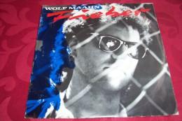 WOLF MAAHN  °  FIEBER - Vinyl-Schallplatten