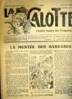 La Calotte N° 18 - Newspapers