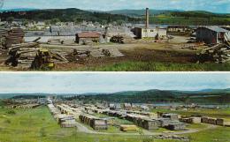 Ka'n'Enda Hardwoods Inc., Birch Lumber, Saw Mill, MONT-LAURIER, Quebec, Canada, 40-60´ - Altri