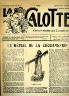 La Calotte N° 25 - Newspapers