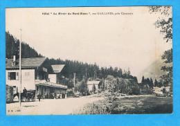 """CPA - Hotel """"Au Miroir Du Mont Blanc"""", Aux Gaillands Près CHAMONIX - 74 Haute Savoie - Chamonix-Mont-Blanc"""