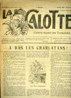 La Calotte N° 26 - Newspapers