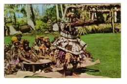 FIDJI  /  PRESENTATION OF YANQONA ( Kava ) , Traditionnal Drink  /  Photo. C. STINSON At BEACHCOMBER HOTEL , DEUBA - Figi