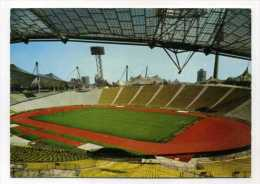 MÜNCHEN, Germany - Football Olympic Stadium, Soccer (2 Scans) - Calcio