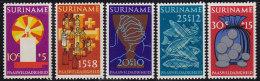2333. Suriname, 1972, Easter, MH (*) - Surinam ... - 1975