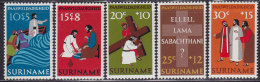 2336. Suriname, 1973, Easter, MH (*) - Surinam ... - 1975