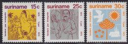 2338. Suriname, 1973, MH (*) - Surinam ... - 1975