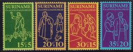 2349. Suriname, 1975, Easter, MH (*) - Surinam ... - 1975