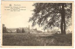 HEMIKSEM   ---  Les Dépots De St-Bernard . Les Bâtiments Côtés Nord Et Est - Hemiksem