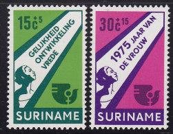2350. Suriname, 1975, MH (*) - Surinam ... - 1975