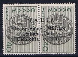 Italia/Occupazione Militare Isole Cefalonia E Itaca, 1941 Sa 14   MNH/** - 9. Besetzung 2. WK (Italien)