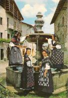 FRIULI -  CARNIA (Udine) - Costumi  Carnici - Fontana - Udine
