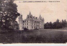 St-Lambert-la-Potherie..le Château De La Coltrie - Andere Gemeenten