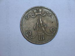 Finlandia 5 Pennia 1889 (5119) - Finlandia