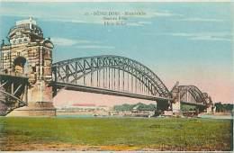 DÜSSELDORF - Rheinbrücke - Pont Du Rhin - Rhine Bridge (N. 17) - Duesseldorf