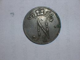 Finlandia 5 Pennia 1898 (5121) - Finlandia
