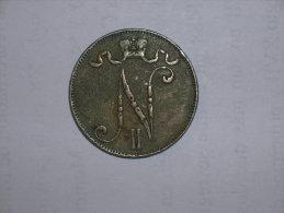 Finlandia 5 Pennia 1899 (5122) - Finlandia