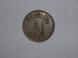 Finlandia 5 Pennia 1908 (5123) - Finlandia