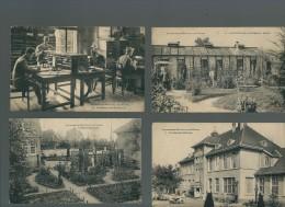 Hôpital Spire -  Lot De 9 Cartes - Guerre 14-18 - War 1914-18