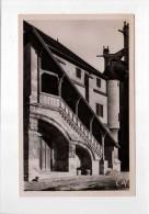 Meaux, Escalier Du Vieux Chapitre - Ed CAP - Vierge - Meaux