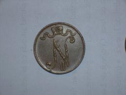 Finlandia 5 Pennia 1917 (5126) - Finlandia