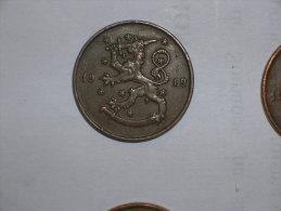 Finlandia 10 Pennia 1919  (5140) - Finlandia