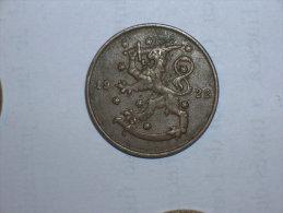 Finlandia 10 Pennia 1922  (5143) - Finlandia