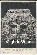 Reliquaire En Or De Pépin (IXe Siècle) - Face - Trésor De Conques - Autres Communes