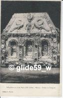 Reliquaire En Or De Pépin (IXe Siècle) - Revers - Trésor De Conques - Autres Communes