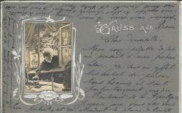 Grüss Aus  - Carte Précurseur - Souvenir De...