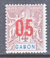GABON  73  * - Gabon (1886-1936)