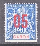 GABON  76  * - Gabon (1886-1936)