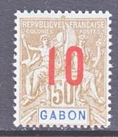 GABON  80  * - Gabon (1886-1936)