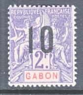 GABON  83  * - Gabon (1886-1936)