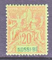 NOSSI-BE  38  * - Nossi-Be (1889-1901)