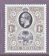 SIERRA LEONE  134  * - Sierra Leone (...-1960)