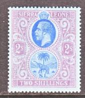 SIERRA LEONE  135  * - Sierra Leone (...-1960)
