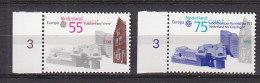 PGL BJ1095 - NEDERLAND PAYS BAS Yv N°1355/56 ** - Unused Stamps
