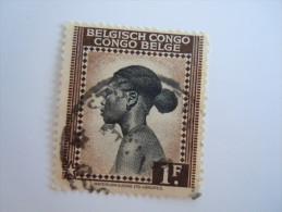 Belgisch Congo Belge 1942  Yv 237 O - 1923-44: Oblitérés