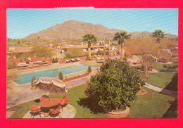 U.S.A.  ARIZONA  -  SCOTTSDALE   -  57118 -B  Sun And Sage Resort - Scottsdale
