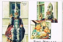 Sint Niklaas    Sint Nicolaasbeeld - Sint-Niklaas