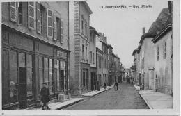 38 La Tour Du Pin - Rue D'italie - La Tour-du-Pin