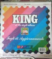 SAN MARINO 1993   --  FOGLI MARINI NUOVI --- - Albums & Reliures