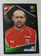 JIRI STAJNER CZECH REPUBLIC #291 PANINI STICKER 2004 UEFA EURO SOCCER CHAMPIONSHIP PORTUGAL FUSSBALL FOOTBALL - Panini