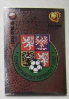 CHROME TEAM EMBLEM CZECH REPUBLIC #273 PANINI STICKER 2004 UEFA EURO SOCCER CHAMPIONSHIP PORTUGAL FUSSBALL FOOTBALL - Panini
